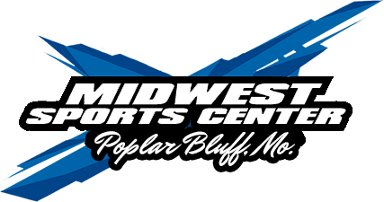 Midwest Sports Center - Poplar Bluff Logo